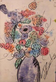 by my student Trayla, grade 5 (Donna Staten)