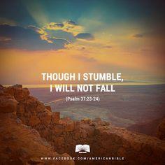 REDE MISSIONÁRIA: PSALM 37:23-24