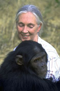 Jane Goodall - schule.at