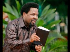 Joshua in this practical message titled, 'A LIFE FULL OF CHOICES' in which he reveals practical lessons of life and keys to successful Christian li. T B Joshua, Light Of Life, Godly Man, New Growth, Self Healing, Life Lessons, Quotations, Choices, Let It Be