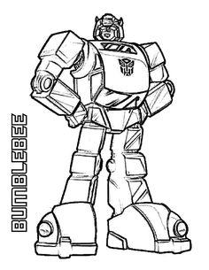 27 Best Bumblebee Car Coloring Pages images in 2020 | Cars ...