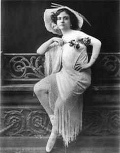 Betty Gray Ziegfeld Follies   Ziegfeld Follies