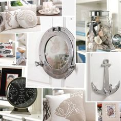 modern coastal decor accessories