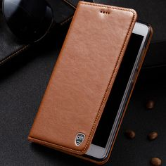 """For Xiaomi Redmi 4 Pro 5.0"""" Case High Quality Genuine Leather Flip Stand Cover Mobile Phone Bag For Redmi 4pro + Free Gift #Affiliate"""