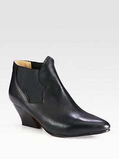 5ee6e868b19fd Acne Alma Leather Ankle Boots Ankle Boots With Jeans