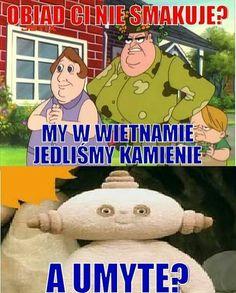Memy i Inne Funny Marvel Memes, Stupid Funny Memes, Wtf Funny, Funny Cute, Hilarious, Funny Animal Pictures, Funny Images, Funny Animals, Polish Memes