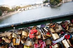 Pont des Arts, one of the most romantic places to go in Paris | Andrej Blagojević
