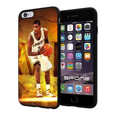 Cleveland Cavaliers (Kyrie Irving) NBA Silicone Skin Case Rubber Iphone 6 Plus Case Cover WorldPhoneCase http://www.amazon.com/dp/B00XPIXPNS/ref=cm_sw_r_pi_dp_jymwvb1K6Y21T