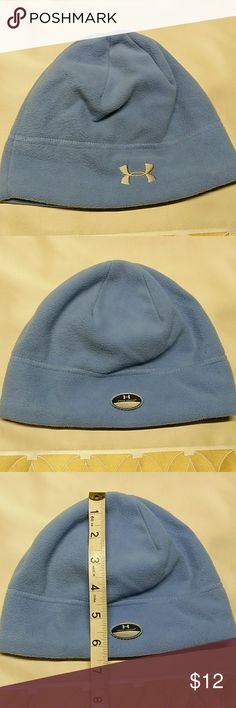 Under Armour Ski cap Stretchable circumference 22inches around the forehead. Under Armour Accessories Hats