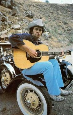 """""""The only thing that I miss lately in all music is somebody that will put out a melody that you can whistle. It doesn't seem like there's anything happening like that."""" - Merle Haggard"""