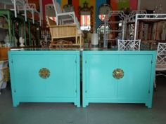 MING Style Cabinets