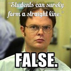 Life is short - False, it's the longest thing you do. Funny Dwight Schrute Meme, The Office TV Show. love this show! What Do You Mean, Look At You, That Way, Just For You, You Smile, Band Nerd, Funny Valentine, Valentines, Inbound Marketing