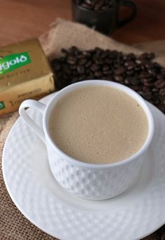 Bulletproof Keto Coffee (best for fasting all day until dinner later at night)