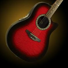 HelloMusic: Ovation Guitar CK047 Celebrity - Black Cherry Burst Quilt http://www.hellomusic.com/items/ck047-celebrity-black-cherry-burst-quilt