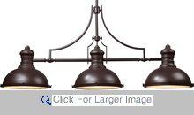 Landmark Pool Table Light Bronze Chadwick