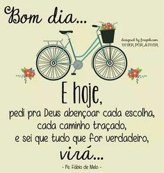 Bom dia bicicleta