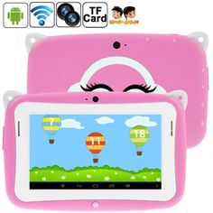 [$34.70] R430C-2926 Kids Mini Tablet PC