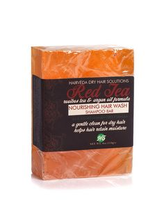 Hairveda Red Tea Shampoo Bar