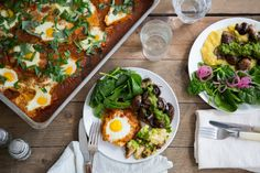 Let This Shakshuka Recipe From Good Eggs Be An Excuse To Have A Dinner Party | Of a Kind