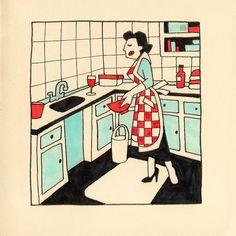 RETROLIVING by Hilda Groenesteyn / studio Hille © 2018 Studio, Retro, Interior, Vintage, Instagram, Indoor, Studios, Interiors, Vintage Comics