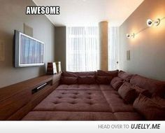 The couch room....I NEED IT.