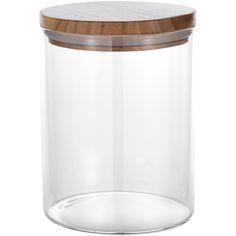 Glasburk 1,3 liter med lock i furu. 12 x 15 cm. Finns i flera storlekar. 99:- Nr. 44084309