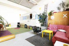 Beautiful, luminous and happy loft