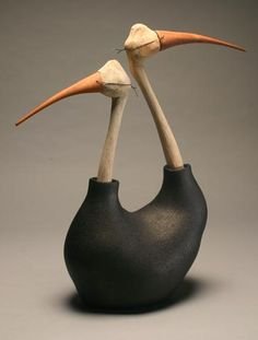"Nathan Lynch. (for more ceramic art see my board ""ceramic & porcelaine art). Irit."