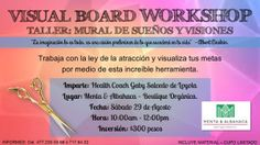VISON BOARD WORKSHOP
