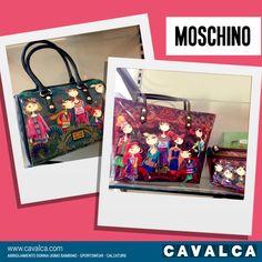 Le nuove #borse di #Moschino  #Cavalca #Arcisate #Varese #moda #outfit #stile