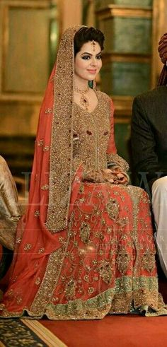 Pakistani bride ♡♡♡♡