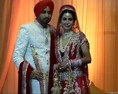 Harbhajan Singh Marries Geeta Basra, Sachin is A-List Baraati   http://www.ndtv.com/video/player/news/harbhajan-singh-marries-actress-geeta-basra/388701