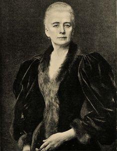 1906 Countess Potocka by Leopold Horovitz (location unknown to gogm) | Grand Ladies | gogm