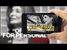 """Favorite"" from Crossroads GPS opposes Rep. Shelley Berkley, D-Nev., who is running for U.S. Senate. 10/23/12"
