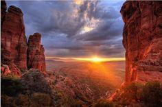 Самые красивые закаты со всего мира #закат