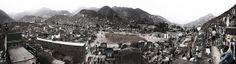 Panorama_1 Cementerio Virgen de Lourdes en VMT, Lima, Peru | Flickr: Intercambio de fotos