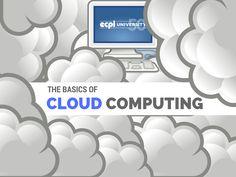 Cloud Computing Basics for Beginners | ECPI University