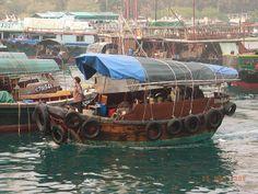 PHOTOS OF ABERDEEN HONGKONG | Sampan, Aberdeen Harbour, Hong Kong | Flickr - Photo Sharing!