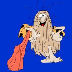 Shmoo Cartoon Character   ... hong kong phooey , hong kong fuey , shmoo , hanna barbera characters