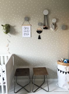 K i d s r o o m ♥︎ pinned by Scandinavian Kids Rooms, Boy Girl Room, Nursery Crib, Kids Room Design, Baby Room Decor, Fashion Room, Kidsroom, Girls Bedroom, Interior