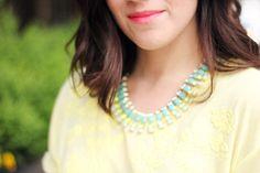 My Style: Monochromatic Chartreuse