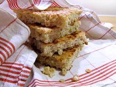 Savolainen ryynirieska – Savonian Flat Groat Bread