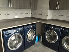 California Closets, Washing Machine, Laundry, Home Appliances, Laundry Room, House Appliances, Appliances, Laundry Rooms