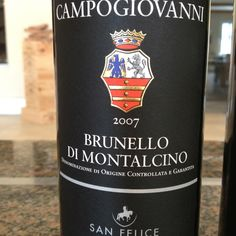 very nice with red meats. Light without a lot of tannings