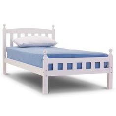 Florence Wooden Bed Frame |up to 60% OFF RRP| Next Day - Select Day Delivery