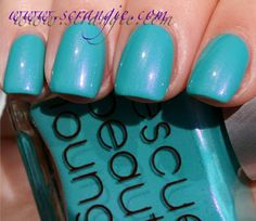 Rescue Beauty Lounge - Aqua Lily from the Fan Collection