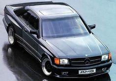 W126 500 SEC AMG HAMMER