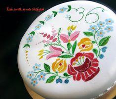 Hungarian Cake, Best Cake Ever, Pretty Cakes, Mini Cakes, Royal Icing, Cake Art, Cake Cookies, Amazing Cakes, Fondant