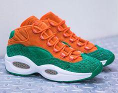 "new product 4d3d4 9be1c Sneakersnstuff x Reebok Question Mid ""15 Stars"""