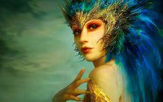 Eagle Queen Widescreen Photograph: http://www.wallpaperspub.net/pre-eagle-queen-widescreen-3308.htm #Art #Artwallpapers #Artphotos #EagleQueen #Widescreen